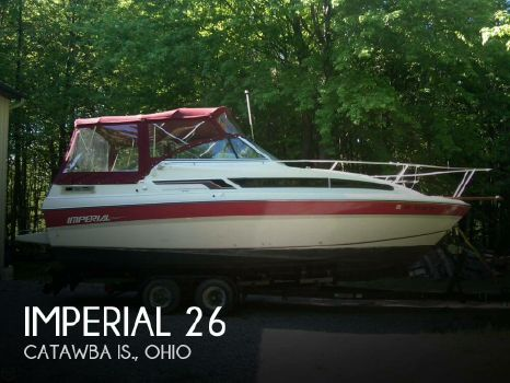 1990 Imperial Boats 26 1990 Imperial 26 for sale in Catawba Is., OH