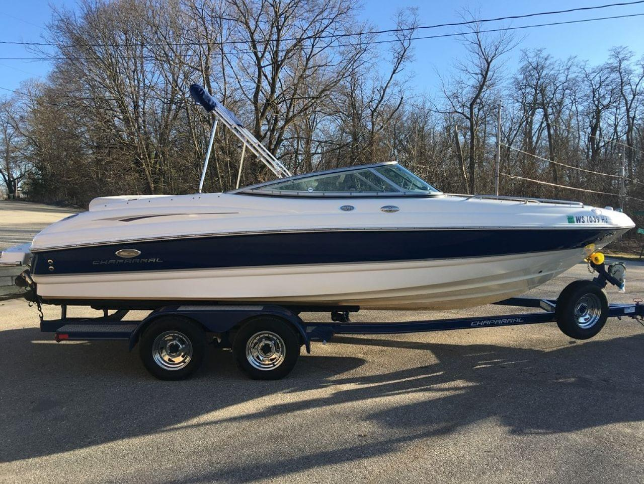 2006 Chaparral 210ssi 21 Foot 2006 Chaparral Motor Boat