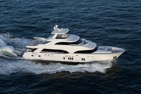 2017 Ocean Alexander Motor Yacht
