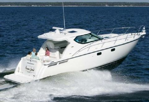 2007 Tiara 4300 Sovran Manufacturer Provided Image