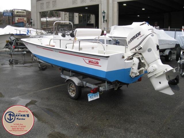 1985 Boston Whaler 170 Montauk