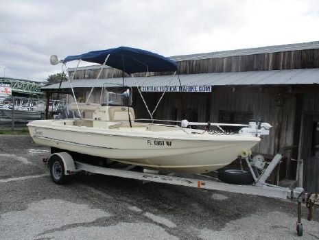 2008 SCOUT 180 Bay Scout