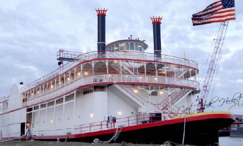 1995 AMERICAN RIVERBOAT RIVER CRUISE VESSEL M/V SPECUALTION