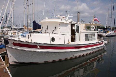 2011 Nordic Tugs 34 Cruiser GYPSY SPIRIT
