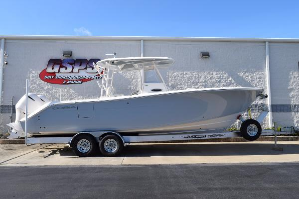 2018 Cobia Boats 301CC