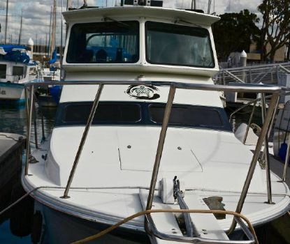 1991 SKIPJACK Pilothouse