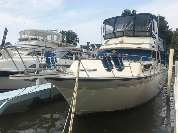 Used 1969 Uniflite 36 Sedan Charleston Sc 29485 Boat