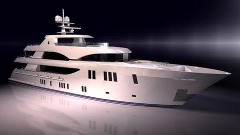 2018 Ocean Alexander Motor Yacht Exterior