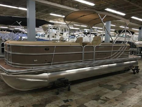2016 South Bay 500 Series 524RS