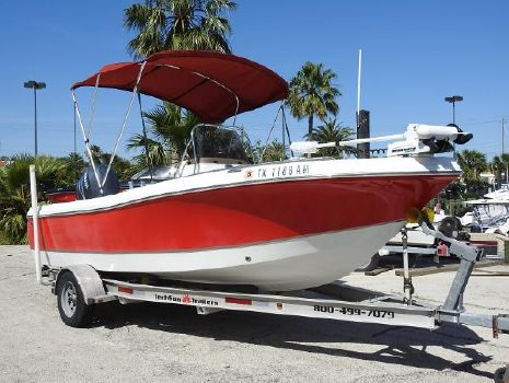 2006 Polar Boats 19 Center Console