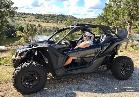 2017 CAN-AM MAVERICK X3 DS TURBO R DEMO
