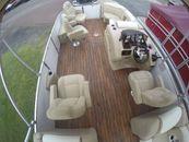 2015 Sylvan 8524 Mirage LE LZ Port