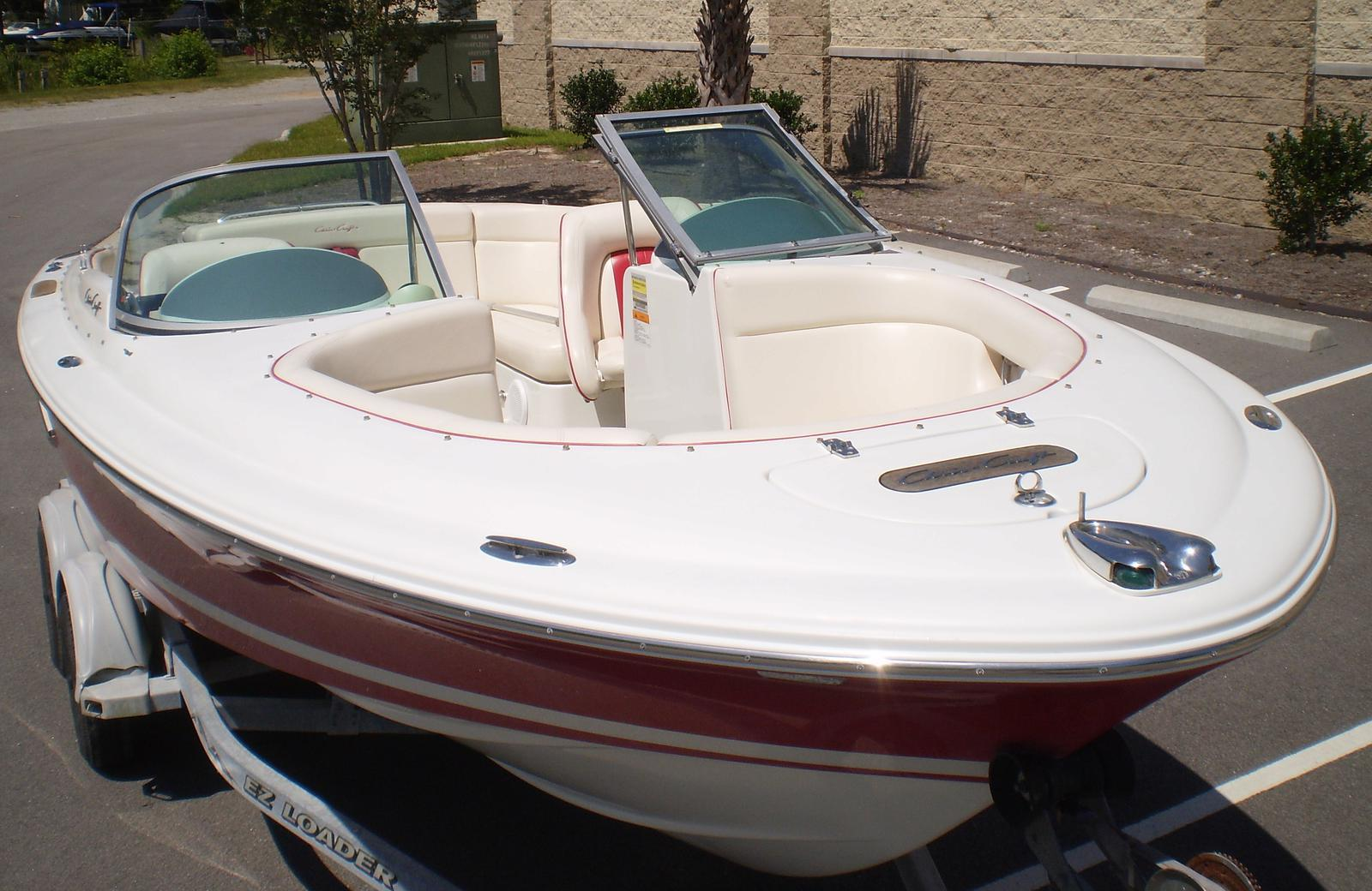 2004 chris craft launch 22 22 foot 2004 motor boat in for Used boat motors for sale in sc