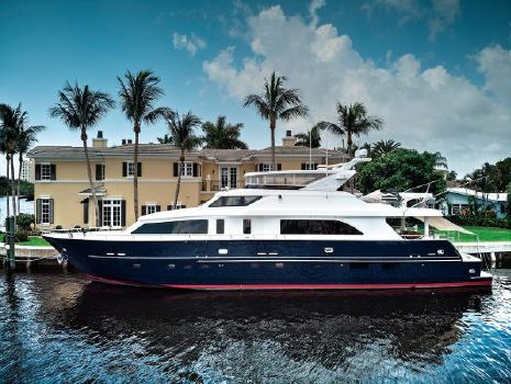 2005 HARGRAVE Raised Pilothouse