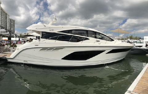 2018 Sea Ray L-550
