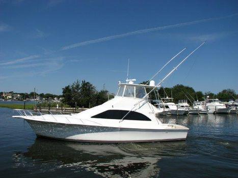 2002 Ocean Yachts 48 Super Sport Profile