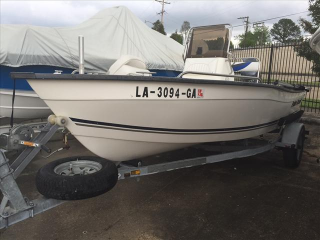 2009 palm beach fishing boats fishing boat 161 16 foot for Used boat motors in louisiana