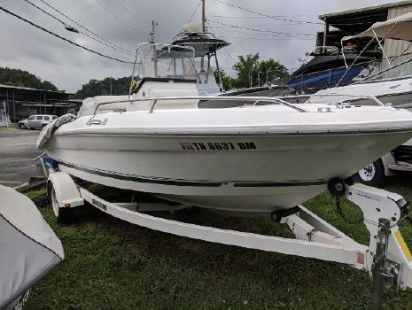 1992 SEA RAY Laguna 18