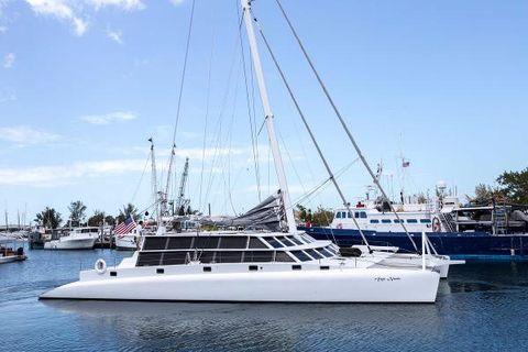 2016 Constellation Yachts 75 Catamaran