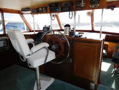 1969 Stephens FB Motoryacht