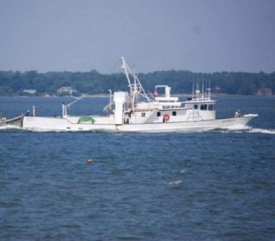 1996 Custom Commercial Fishing Vessel