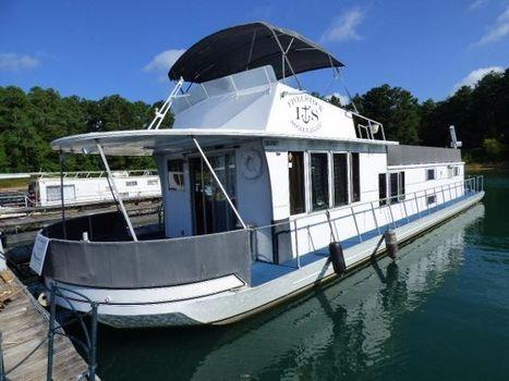 1977 Lazy Days Houseboat