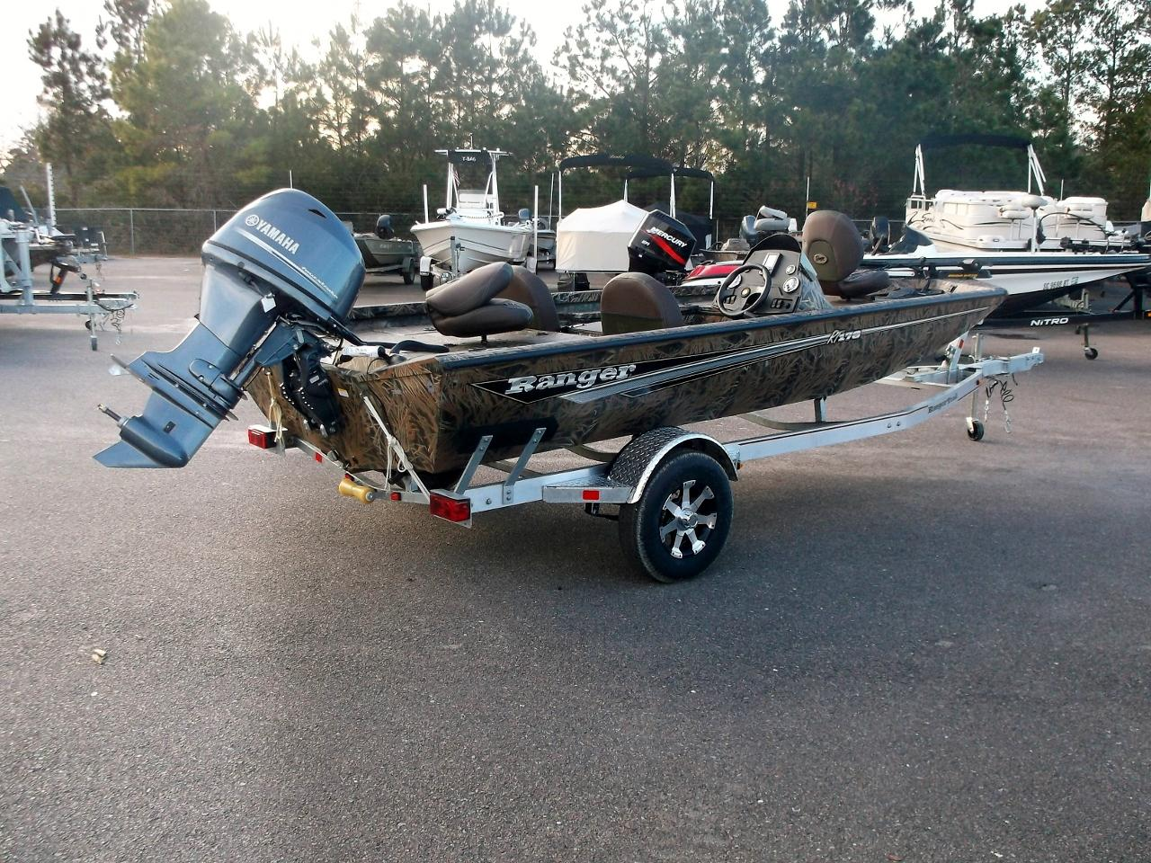 2015 ranger rt178 17 foot 2015 ranger motor boat in for Used boat motors for sale in sc