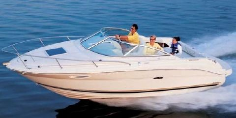 2003 Sea Ray 225 Weekender Manufacturer Provided Image