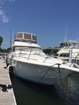 1996 Sea Ray 550 SEDANBRIDGE
