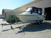 2002 Fish Hawk Bombardier 230 WA
