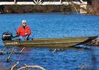 2013 Tracker Topper 1436 Riveted Jon