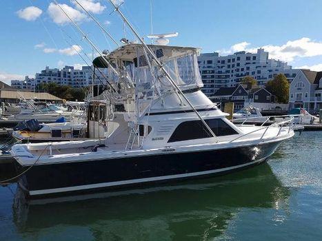 1995 Blackfin Convertible Starboard Profile