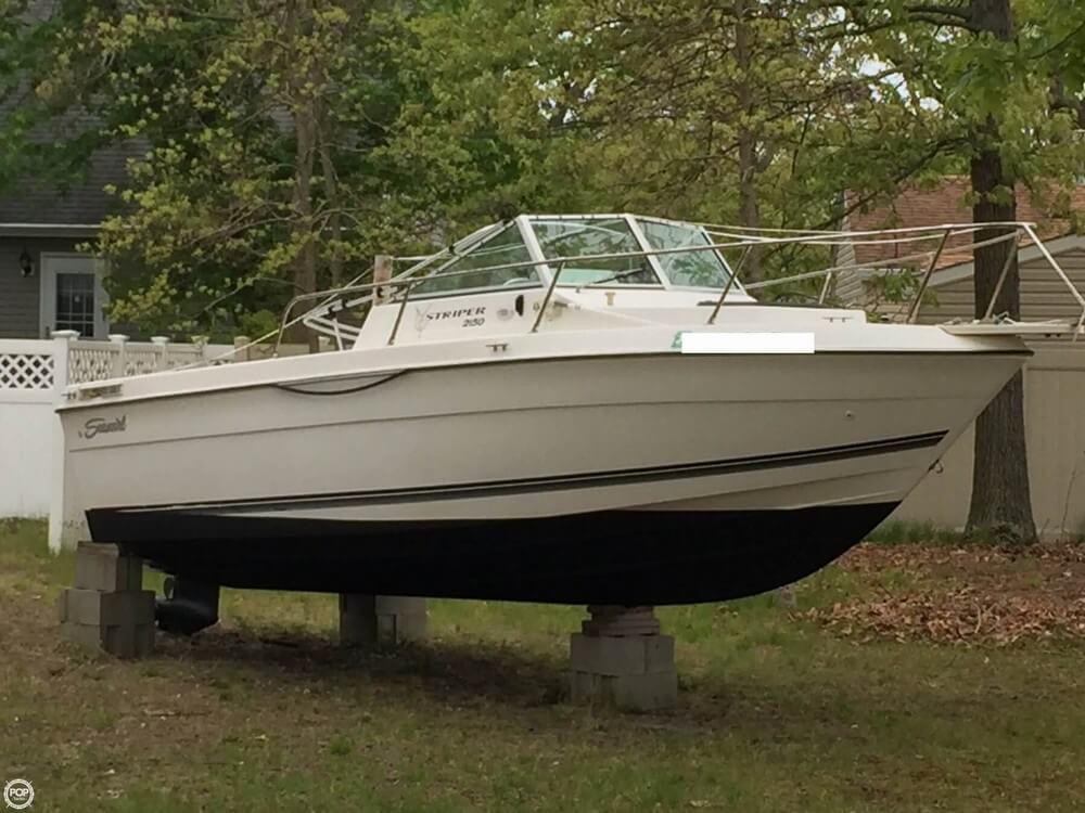 used 1998 seaswirl striper 2150 brick nj 08723 boattrader com rh boattrader com