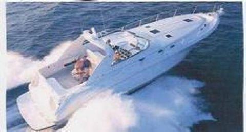1995 Sea Ray 450 Sundancer Factory Image