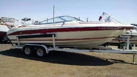 1991 Sea Ray 230 Signature Bowrider