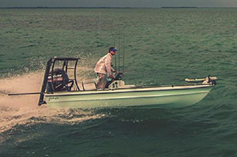 2020 YELLOWFIN 17 Skiff