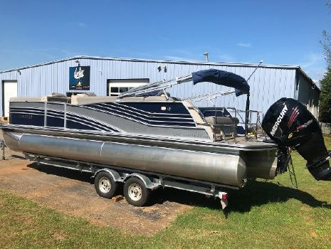 2018 HARRIS 250 Grand Mariner SL