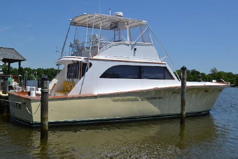 1972 Egg Harbor 46 sportfish Profile