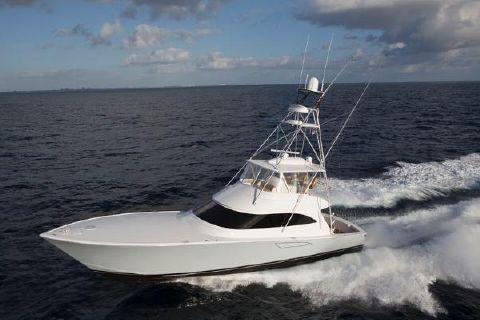 2017 Viking 62 Convertible