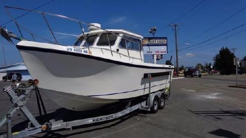 2004 Osprey Boats Inc Diesel Pilothouse