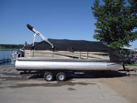 2008 Harris Flotebote 240 Classic