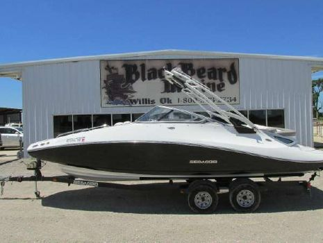 2012 Sea-Doo 230 Challenger SE Supercharged
