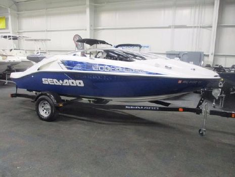 2008 Sea-Doo 200 Speedster