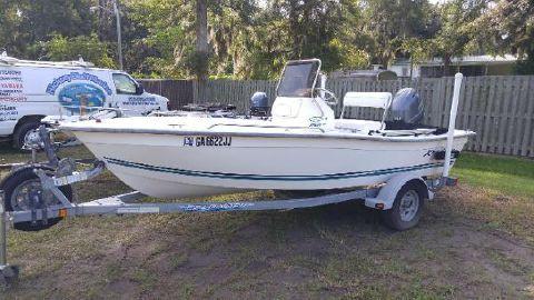 2011 Key Largo 160 Cc