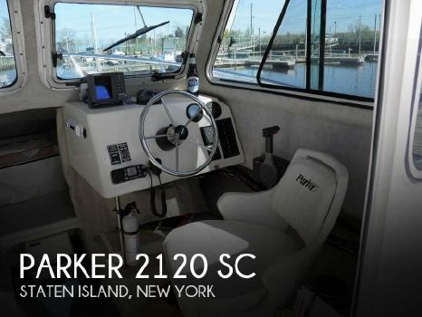 2005 Parker 2120 Sport Cabin 2005 Parker Marine 2120 SC for sale in Staten Island, NY