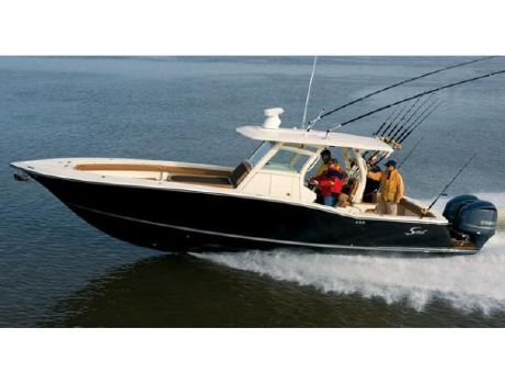 2011 Scout 345 Sportfish Manufacturer Provided Image