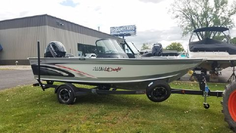 2018 Alumacraft 185