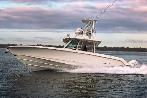 2018 Boston Whaler 380 Outrage Manufacturer Provided Image