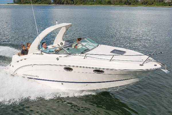 2019 Chaparral 270 Signature Manufacturer Provided Image