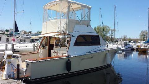 1985 Egg Harbor 41 Convertible